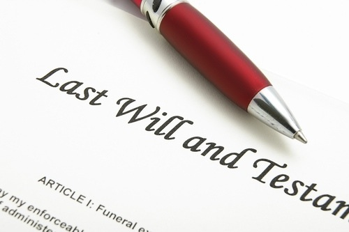 Why must I probate a will (888) 503-7615